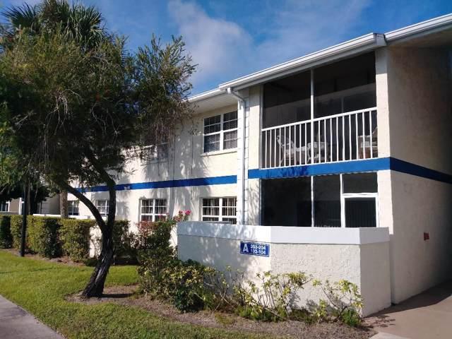 1500 SE Royal Green A-203 Circle, Port Saint Lucie, FL 34952 (MLS #RX-10582578) :: Berkshire Hathaway HomeServices EWM Realty
