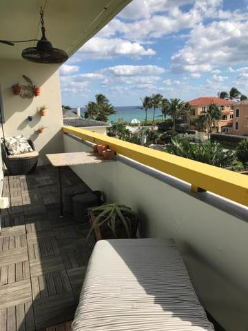 1112 Ocean Terrace 4-B, Delray Beach, FL 33483 (#RX-10582849) :: Ryan Jennings Group