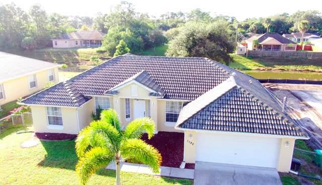 1192 SW Dalton Avenue, Port Saint Lucie, FL 34953 (#RX-10582935) :: Ryan Jennings Group