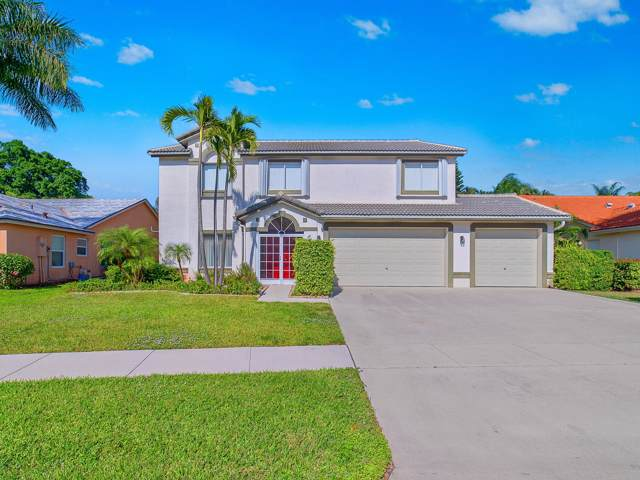 3696 Cypress Lake Drive, Lake Worth, FL 33467 (#RX-10583369) :: Ryan Jennings Group
