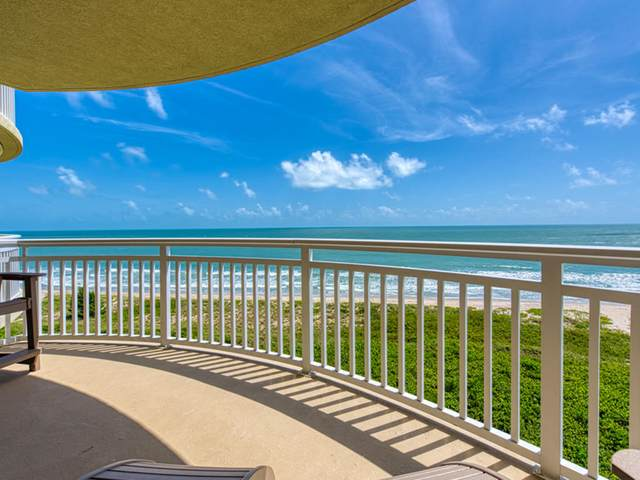 3702 N Highway A1a #803, Hutchinson Island, FL 34949 (MLS #RX-10583562) :: Berkshire Hathaway HomeServices EWM Realty