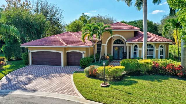 6443 NW 105th Terrace, Parkland, FL 33076 (#RX-10583700) :: The Reynolds Team/ONE Sotheby's International Realty
