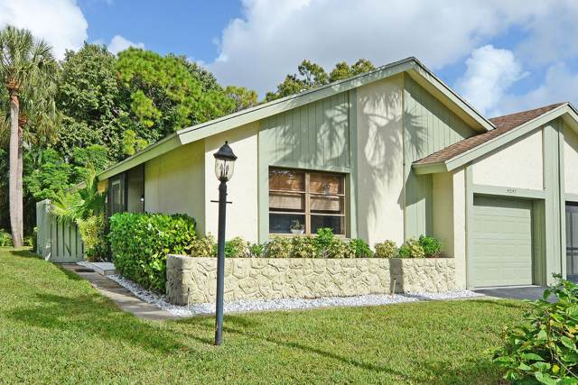 4247 Palm Forest Drive S, Delray Beach, FL 33445 (#RX-10583740) :: Ryan Jennings Group