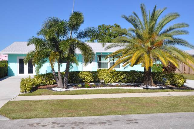 551 Teak Drive, Lake Park, FL 33403 (MLS #RX-10583752) :: Berkshire Hathaway HomeServices EWM Realty