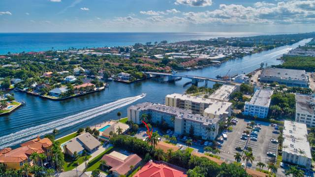651 Snug Harbor Drive #2, Boynton Beach, FL 33435 (#RX-10583770) :: Ryan Jennings Group