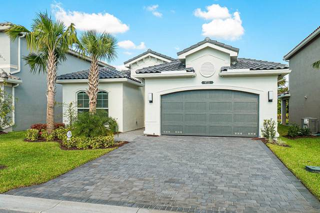 9721 Salty Bay Drive, Delray Beach, FL 33446 (MLS #RX-10583900) :: The Jack Coden Group