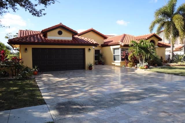 10760 Fox Glen Drive, Boca Raton, FL 33428 (#RX-10583909) :: Ryan Jennings Group