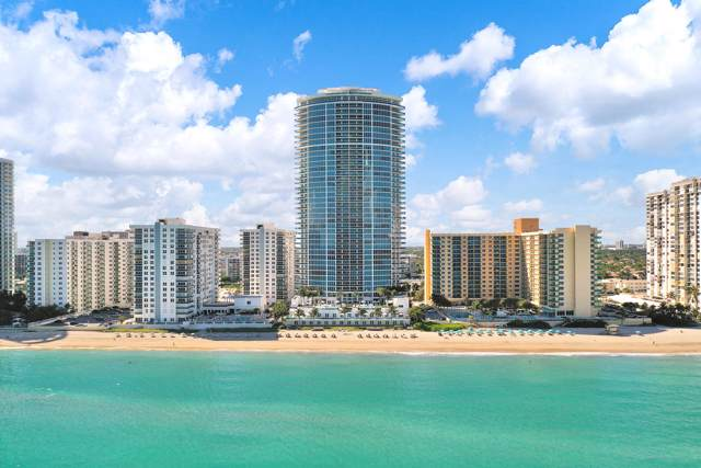 2711 S Ocean Drive #1606, Hollywood, FL 33019 (#RX-10583914) :: Ryan Jennings Group