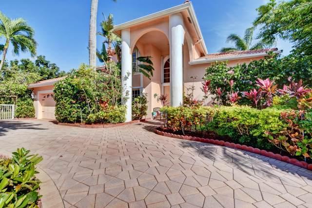 9342 Aqua Vista Boulevard, Boynton Beach, FL 33437 (#RX-10583922) :: Ryan Jennings Group