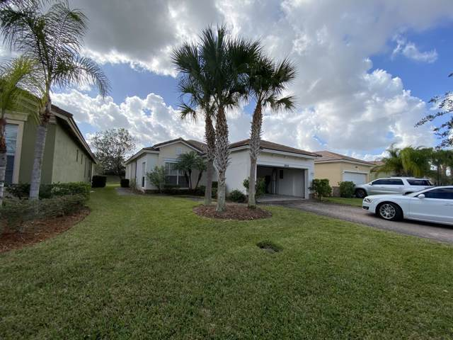 10050 SW Chadwick Drive, Port Saint Lucie, FL 34987 (#RX-10584341) :: Ryan Jennings Group