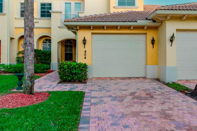 6407 Bella Circle #404, Boynton Beach, FL 33437 (#RX-10584682) :: Ryan Jennings Group