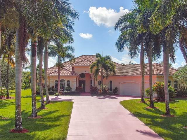 8712 S Kendale Circle, Lake Worth, FL 33467 (#RX-10584778) :: Ryan Jennings Group