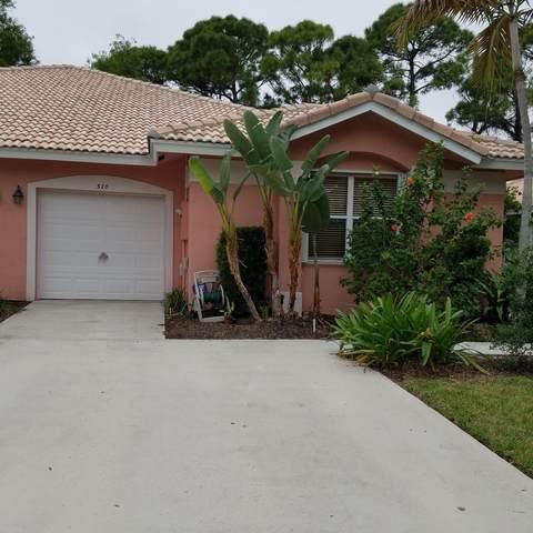 320 W Coral Trace Circle W, Delray Beach, FL 33445 (#RX-10584796) :: Ryan Jennings Group