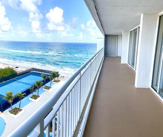 3546 S Ocean Boulevard #926, South Palm Beach, FL 33480 (MLS #RX-10584797) :: Berkshire Hathaway HomeServices EWM Realty