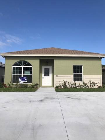 219 NE 12 Avenue, Boynton Beach, FL 33435 (#RX-10585017) :: Ryan Jennings Group