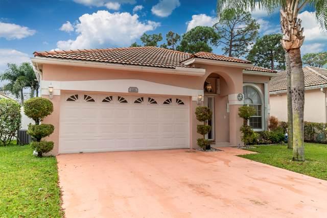 116 Woodlake Circle, Greenacres, FL 33463 (#RX-10585416) :: Ryan Jennings Group