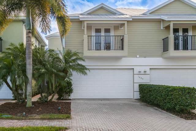 1865 Bridgepointe Circle #27, Vero Beach, FL 32967 (#RX-10585515) :: Ryan Jennings Group