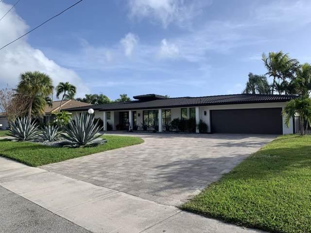 2800 NE 39th Street, Lighthouse Point, FL 33064 (#RX-10585885) :: Ryan Jennings Group