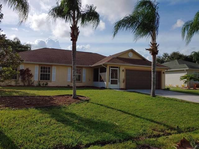 3660 SW Dellamano Street, Port Saint Lucie, FL 34953 (#RX-10585940) :: Ryan Jennings Group