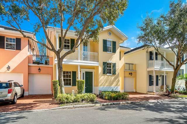 1015 E Heritage Club Circle, Delray Beach, FL 33483 (#RX-10586395) :: Ryan Jennings Group