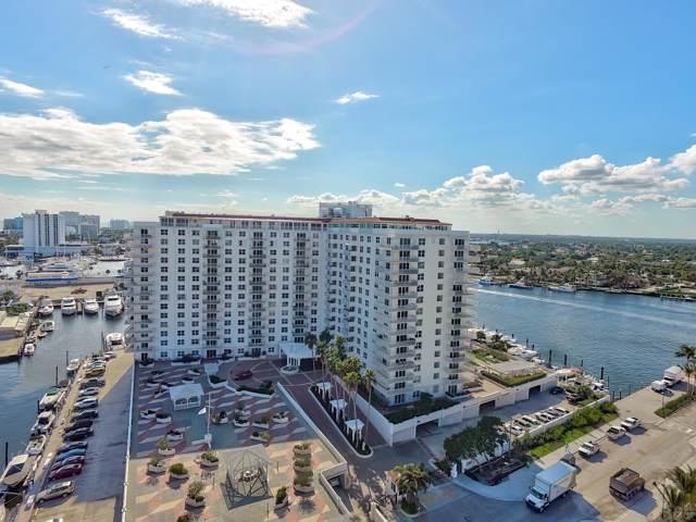 1 Las Olas Circle #414, Fort Lauderdale, FL 33316 (#RX-10586400) :: Ryan Jennings Group
