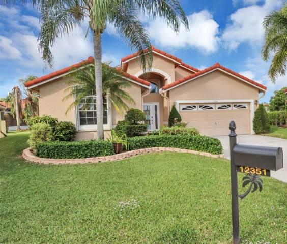 12351 Boneventure Drive, Boynton Beach, FL 33437 (#RX-10586500) :: Ryan Jennings Group