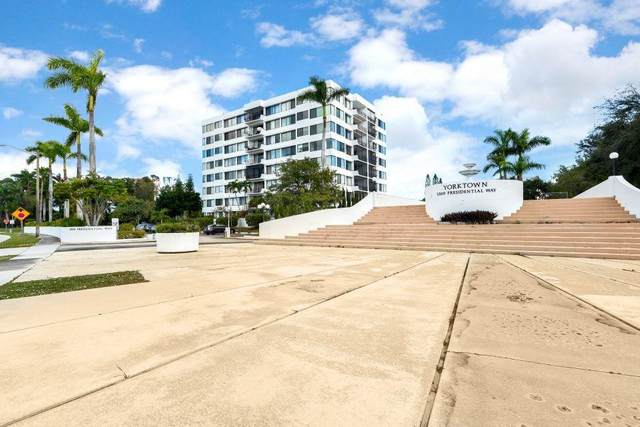 1500 Presidential Way #805, West Palm Beach, FL 33401 (#RX-10586531) :: Ryan Jennings Group