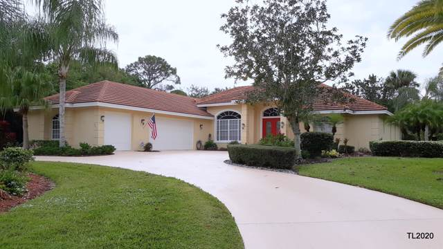 7931 Plantation Lakes Drive, Saint Lucie West, FL 34986 (MLS #RX-10586668) :: Berkshire Hathaway HomeServices EWM Realty