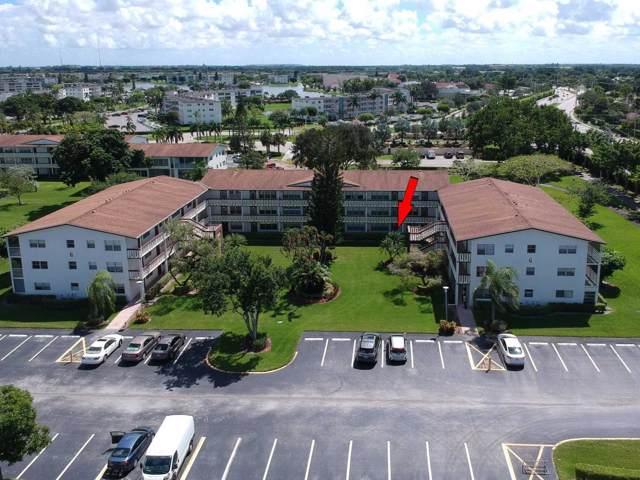261 Suffolk G #261, Boca Raton, FL 33434 (#RX-10586965) :: Ryan Jennings Group