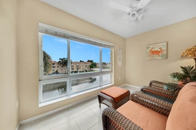 12540 Majesty Circle #403, Boynton Beach, FL 33437 (#RX-10587093) :: Ryan Jennings Group