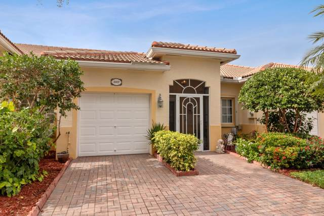 2417 Windjammer Way, West Palm Beach, FL 33411 (#RX-10587269) :: Ryan Jennings Group