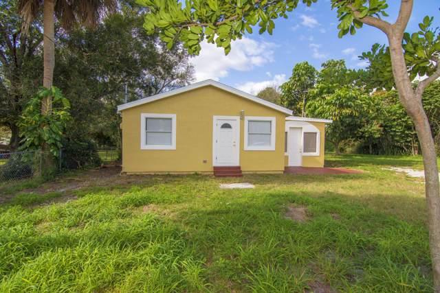 403 S 24th Street, Fort Pierce, FL 34950 (#RX-10587272) :: Ryan Jennings Group