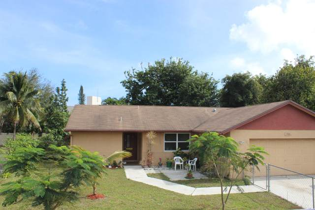 210 Elaine Circle E, West Palm Beach, FL 33409 (#RX-10587413) :: Ryan Jennings Group