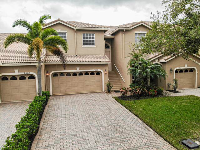7009 Torrey Pines Circle, Port Saint Lucie, FL 34986 (#RX-10587415) :: Ryan Jennings Group