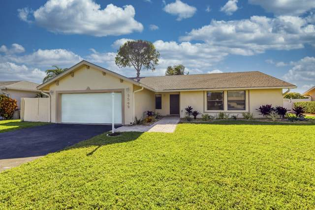 9549 Burlington Place, Boca Raton, FL 33434 (#RX-10587450) :: Ryan Jennings Group