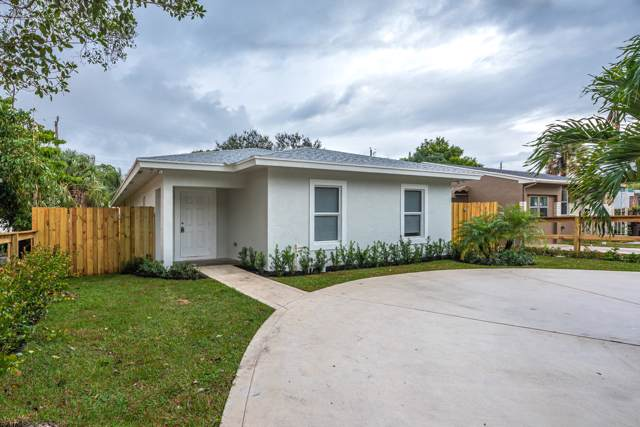 713 54th Street, West Palm Beach, FL 33407 (#RX-10587486) :: Ryan Jennings Group