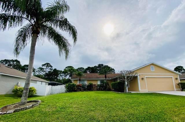 262 SW Parish Terrace Terrace, Port Saint Lucie, FL 34984 (#RX-10587491) :: Ryan Jennings Group