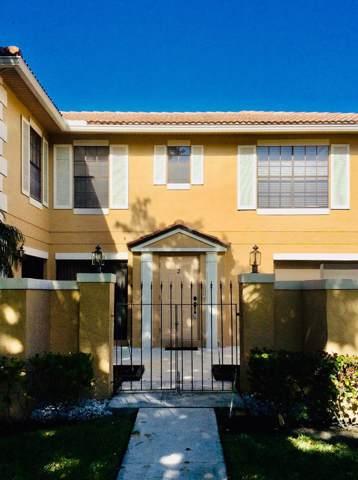 392 Prestwick Circle #2, Palm Beach Gardens, FL 33418 (#RX-10587551) :: Ryan Jennings Group
