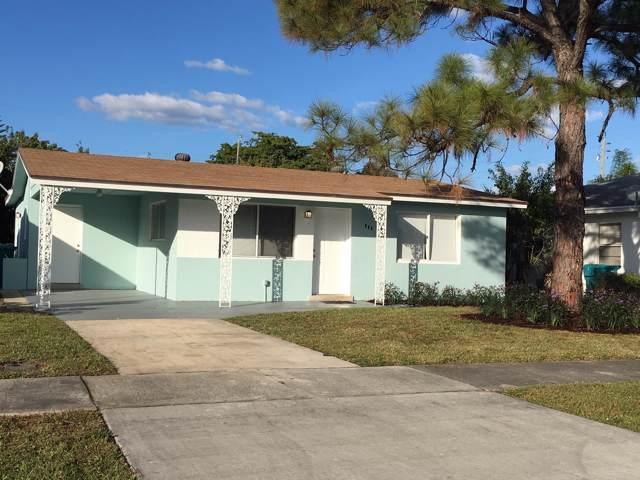 111 SW 5th Avenue, Boynton Beach, FL 33435 (#RX-10587812) :: Ryan Jennings Group