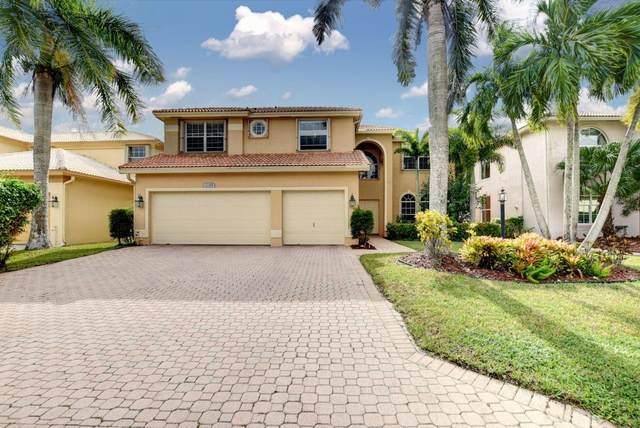12358 Saint Simon Drive, Boca Raton, FL 33428 (#RX-10588119) :: Ryan Jennings Group