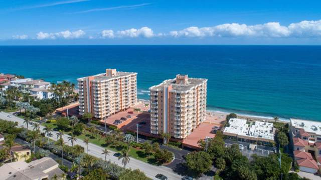 4511 S Ocean Boulevard #402, Highland Beach, FL 33487 (#RX-10588138) :: Ryan Jennings Group