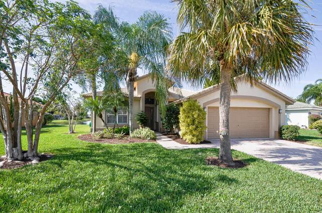 8941 Via Tuscany Drive, Boynton Beach, FL 33472 (#RX-10588591) :: Ryan Jennings Group