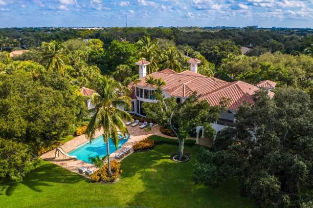 16193 Bridlewood Circle, Delray Beach, FL 33445 (#RX-10588613) :: Ryan Jennings Group