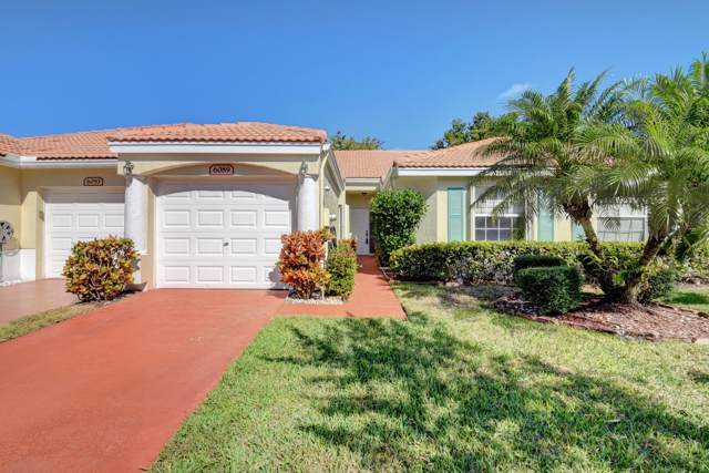 6089 Heliconia Road, Delray Beach, FL 33484 (#RX-10588663) :: Ryan Jennings Group