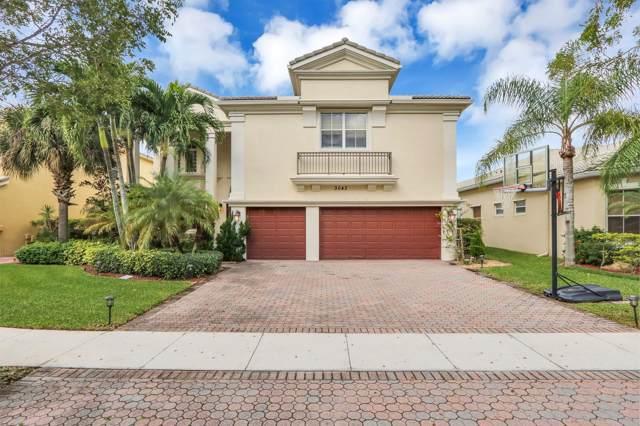 3043 Hartridge Terrace, Wellington, FL 33414 (#RX-10588732) :: Ryan Jennings Group