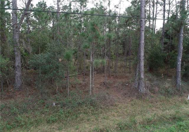 Lot 53 Somerset Street, Orlando, FL 32833 (#RX-10588736) :: Ryan Jennings Group