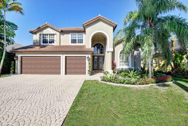 12307 Cascades Pointe Drive, Boca Raton, FL 33428 (#RX-10588842) :: Ryan Jennings Group