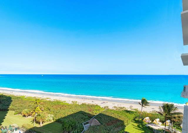 500 Ocean Drive E-8A, Juno Beach, FL 33408 (#RX-10588931) :: Ryan Jennings Group