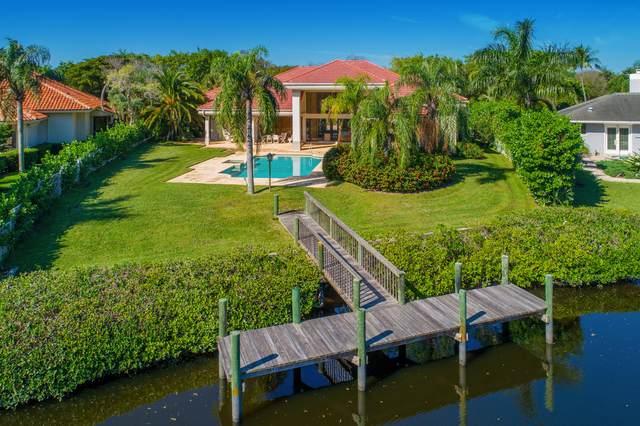 3000 Le Bateau Drive, Palm Beach Gardens, FL 33410 (MLS #RX-10588970) :: Berkshire Hathaway HomeServices EWM Realty