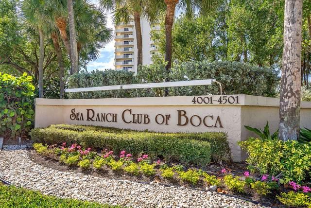 4001 N Ocean Boulevard B907, Boca Raton, FL 33431 (#RX-10589561) :: Ryan Jennings Group